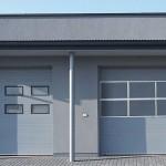 Garažna vrata – naj bo varnost na prvem mestu