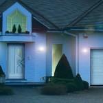 Nova garažna vrata imajo integriranih precej varnostih mehanizmov