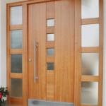 Vhodna vrata – ogledalo vašega doma