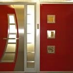 Vhodna vrata kot estetski element