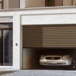 Garažna vrata v rolo izvedbi