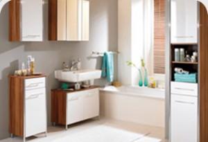 Sodobne kopalnice za sodobna stanovanja in stanovanjske hiše.