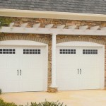 Pomen garažnih vrat