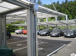 Kakovostni nadstreški za zaščito avtomobilov
