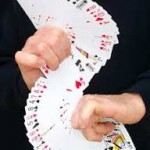 Novodobni čarovniški triki - triki z kartami