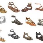 Sandali – najbolj praktično obuvalo
