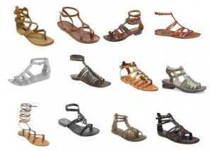 Modni sandali
