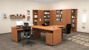 Mize v pisarni