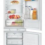 Vgradni hladilnik, odlična svežina