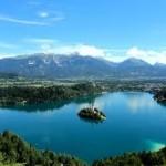 Bled, star turistični kraj