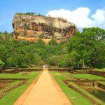 Sigiriya, mogočna skala