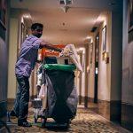 Prilagodljivo profesionalno čiščenje prostorov